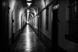 Couloirs des baraquements
