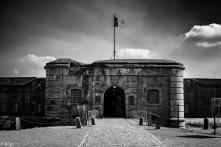 L'entrée du Fort