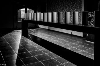 La salle des urnes