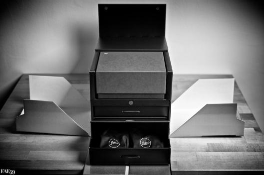 Boite du Leica M