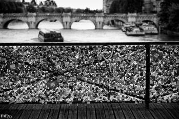 Le pont des cadenas