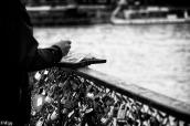 Dessin sur le pont