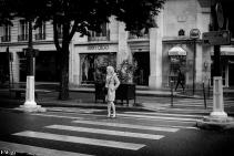 Une Parisienne