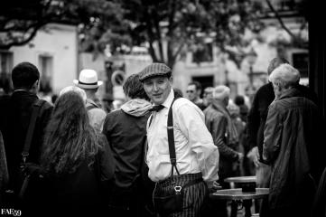 Serveur de Montmartre