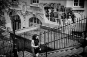 Les escaliers de Paris