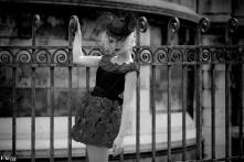 La fille de l'Est...