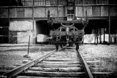 Le train au service de la mine