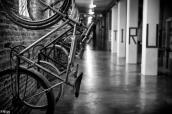Rangement des vélos