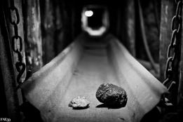 Extraction du charbon