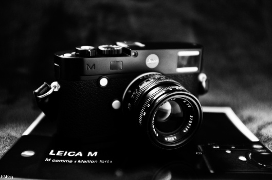I bought a Leica M, and… ?