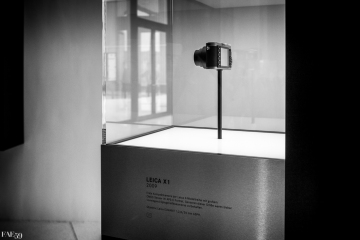 Le Leica X1 (2009)