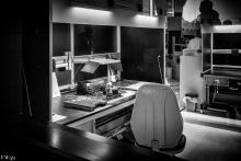 Atelier d'assemblage des optiques