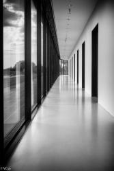 Couloir bicolore