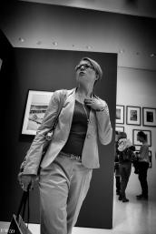 Visite des expositions
