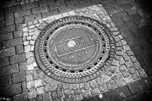 Plaque commémorative Leica