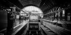 Gare de Francfort
