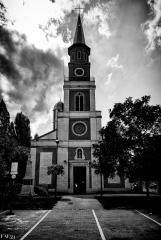 L'église de Doel