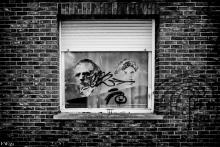 Fenêtre illustrée