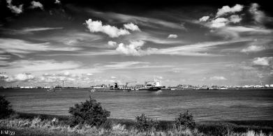 Le port d'Anvers