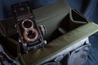 Ranger et Rolleiflex T